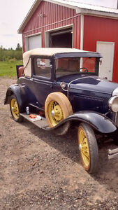 Ford Model A For Sale - Serious inquiries only