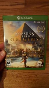 Assassin's creed origns xbox one