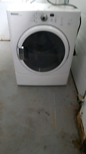 Maytag large capacity  dryer