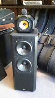 Very rare, Hard to Find! B&W  802 Speakers!