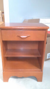 Wooden Night  Stand or End Table