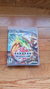 PS3 game - Bakugan