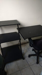 Table and Chair - $40