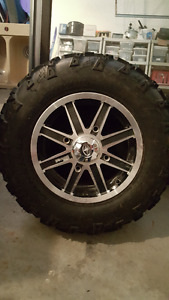 ATV/SXS Tires and Rims