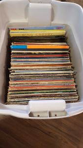 Old country records and others