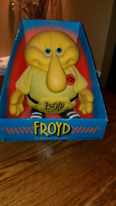 Froyd figure from the early 1980s