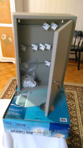 60 KEY HEAVY DUTY  CABINET (NEW)