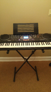 *Moving Sale* Casio CTK-541-With Stand