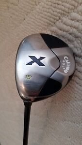 Callaway X-Tour 3 Wood Left, Golf LH