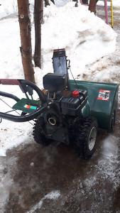 Craftsman 2 Snowblower repair or parts