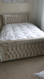 Double bed for quick sale