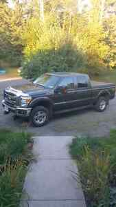 F250 2015 CREW CAB SUPER DUTY