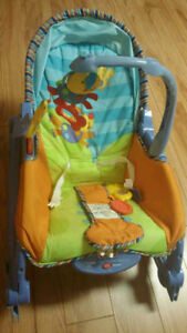 Rocker / Chaise bercante - Fisher Price- very good condition
