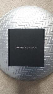 Jewelry Bags + Boxes: David Yurman, Tiffany, Coach, Michael Kors