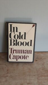 First Edition `` In Cold Blood `` in very good condition