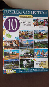 Puzzel Collections 10.00 each
