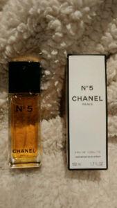 Authentic Chanel N 5 perfume. 50ml. Chanel No 5