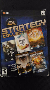 EA Strategy Collection(includes Battle for Middle Earth I)