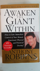 Tony Robbins Awaken The Giant Within