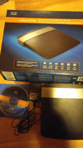 Linksys E2500 Routeur sans fil double bande