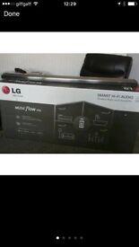 LG HS6 music flow