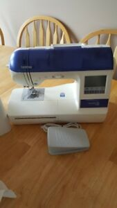 For Sale Brother Sewing/Embroidery Machine