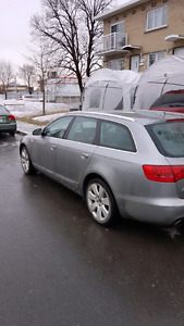 Audia6 . 3.2 wagon