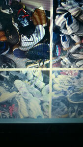 ACHAT FRIPERIE CHAUSSURES POUR EXPORT