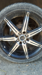 For Sale ~ Honda Civic ~ 2001 ~ Rims & Sound System