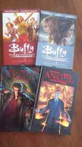 Buffy and Angel Graphic Novels