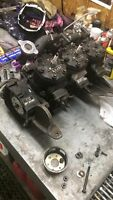 Mid 90's ZRT 600 motor parting or complete SOLD pending pickup !
