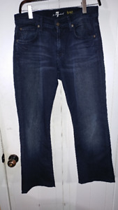 """Jeans 7 for all mankind """"A"""" Pocket pour homme"""