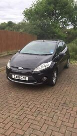 2010 Ford Fiesta Zetec 1.25l - 3dr Excellent Condition