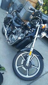 Excellent condition Honda Shadow
