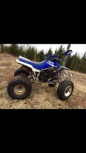 2001 Yamaha Blaster/ with Papers