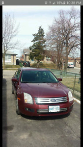 2007 ford fusion se 2.3 4 cyl.