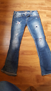 Silver jeans 29/32
