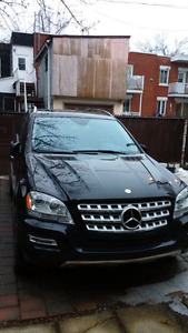 MB ML350 bluetec 2011 + extended warranty 2018