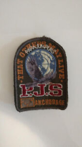 Parajumpers Badge Patch - Green