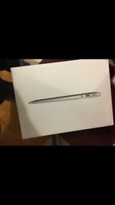 "Macbook air 13""  128gb new sealed in the box"