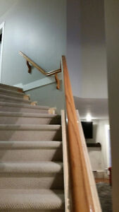 Stair Handrails