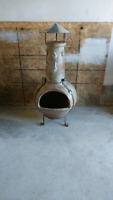 Mexican Clay Chimineas