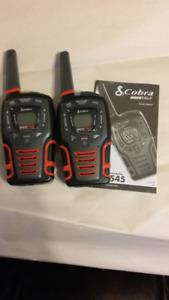 Cobra Micro Two Way Radios