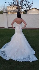 Maggie Sottero Wedding Dress Size 6