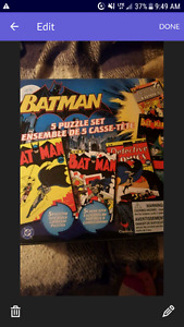 Original batman puzzle