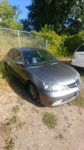 2005 Acura EL Rare Low Mileage Manual