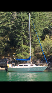 US 27' Sailboat