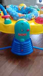 Quality Fisher Price Bee Jumper w/ sight & sound  functions London Ontario image 2