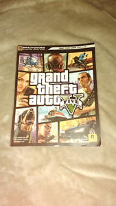 GTA 5 Strategy Guide.