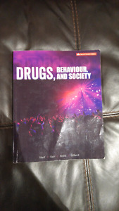 Drugs, behavior, and society 2nd edition